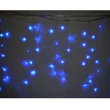 Luces de Navidad sin marca color principal azul