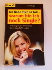 Susan Page: Ich finde mich so toll - Warum bin ich noch Single? - S
