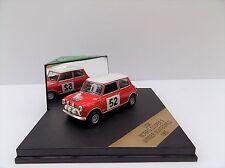 VITESSE MORRIS COOPER S WINNER MONTECARLO 1965 #52 MINT BOXED 1:43