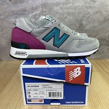 New Balance M1300DGR Sz 8 Mens Connoisseur Painters Grey Teal Purple Made In USA