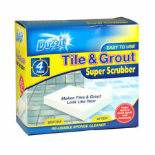 Tile & Grout Bathroom Kitchen Cleaner Cleaning Stain Mould Remover Sponge Wipe