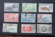 Barbados 1950 values to $2.40 Used