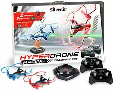 HYPER Drone Racing Champion Kit 84775 Multi by Silverlit