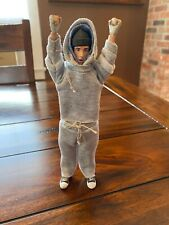 NECA Rocky Balboa Clothed Action Figure in Sweat Suit