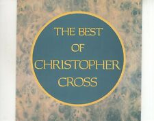 CD CHRISTOPHER CROSS	the best of	EX+ (A2914)