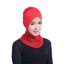 Under Scarf Hat Cap Bone Bonnet Ninja Hijab Islamic Neck Cover Muslim Hat Shawl