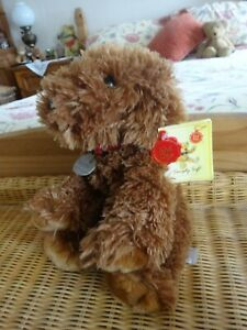 """BNWT Keel Toys """"Skipper"""" Labrador Soft Toy Simply Soft Collection 12"""""""