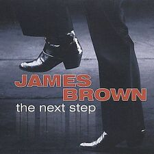 JAMES BROWN The Next Step SEALED NEW CD (2002 Fome/Red Ink) Soul FUNK R&B