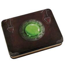 Wizard's Grimoire Metal Dice Case