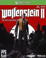 Wolfenstein II 2: The New Colossus (Microsoft Xbox One, 2017)