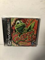 Frogger 2 Swampy's Revenge Sony PlayStation 1 PS1 Brand New Factory Sealed