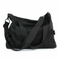Convertible Water Resistant Nylon Shoulder Crossbody Bag Sport Gym Bag Messenger