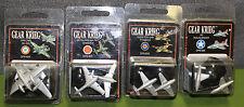 Gear Krieg Miniatures :Pioneer, Snecma SE-500, Roughrider, Shindon Sealed!!