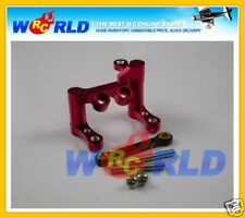 ALLOY FRONT STEERING ASSEMBLY RED FOR TEAM LOSI 1/18 MINI-T
