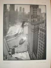The Sentinels W C West of Chicago art photograph 1935