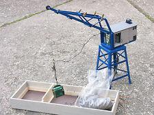 Grúa giratoria metal con propulsión excavadora kohlebunker sofisticación para LGB m838