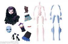 Monster High Create-a-Monster Stater Pack Vampire & Sea Monster Dolls Mix Match