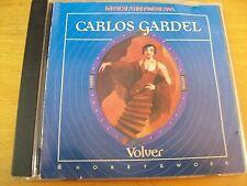 CARLOS GARDEL VOLVER TANGO  CD HOBBY WORK
