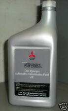 Genuine Mitsubishi Dia Queen J2 Automatic Transmission Fluid ATF   4 Quarts