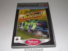 Juiced PS2 (Platinum) PAL Preloved *Complete* Free Post