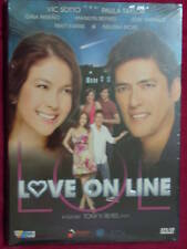 Tagalog/Filipino Movie:LOVE ON LINE DVD