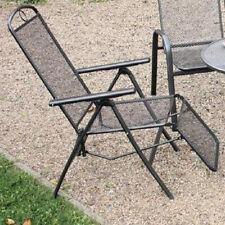Relaxsessel Parma Grau Gartensessel Gartenstuhl Relaxstuhl Garten Sessel Neuware