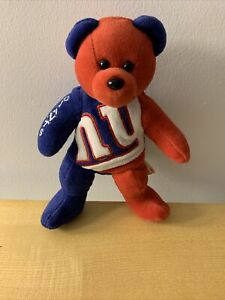 New York Giants Beanie Baby NFL Team Authentic