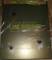 [Blu-ray] Le seul survivant (Lone survivor) Steelbook - RARE - TRÈS BON ÉTAT