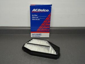 New NOS AcDelco Air Filter A1289C 25166962 Fits Acura CL Honda Accord
