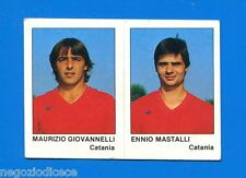 CALCIO FLASH '85 Lampo - Figurina-Sticker n. 348 -GIOVANNELLI-MASTAL CATANIA-New