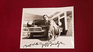 "8"" x 10"" Autographed Photo includes COA - Jeff Brydges - Academy Award winner!"