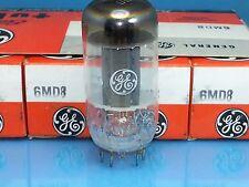 GE VARIOUS 6MD8 VACUUM TUBE NOS NIB NEW IN ORG BOX Valvola Lampe Röhre Valve