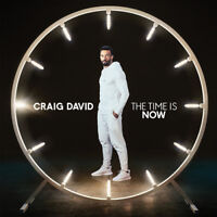 Craig David - The Time Is Now [New Vinyl LP] Gatefold LP Jacket, Download Insert