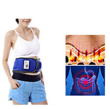 Electric Lose Weight Waist Massage X5 Lean Fat Burning Slimming Vibration Belt
