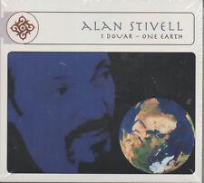 ALAN STIVELL I dovar One Earth CD NEUF a United earth la mémoire de l'humain
