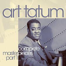 CD Box Art Tatum Complete Masterpieces Part 1 6CDs