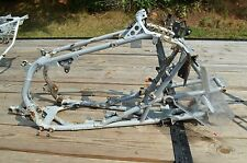 2004 HONDA TRX 450R FRAME SEE DETAILS ON FREE SHIPPING UNDER DESCRIPTION