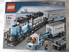Lego Maersk Train Set 10219 - Brand new and completely unopened