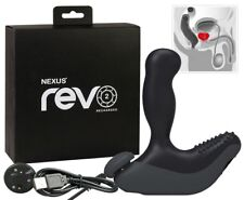 Nexus Revo 2 Vibrating Rotating Prostate Massager Male G Spot USB Rechargeable