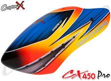 CopterX Spare Part CX450PRO-07-09 Fiberglass Canopy V4 450 PRO