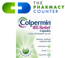 Colpermin IBS Relief - 20 Capsules - Peppermint Oil 0.2ml