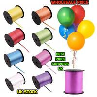 30-100 METERS CURLING BALLOONS RIBBON ALL COLOURS ribbion  BIRTHDAY AND PARTYNEW