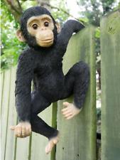25% OFF!! Climbing Chimp Monkey Tree Hanging Garden Ornament Decoration