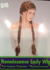 Renaissance Lady Wig