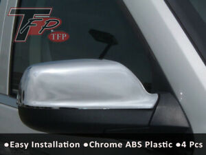 2005-2010 Jeep Grand Cherokee Chrome Mirror Cover