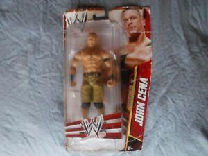 John Cena Wrestling Figure In Box
