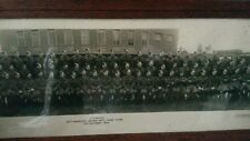 Framed Group Photograph Warwickshire 29th Home Guard Edgbaston Birmingham Army