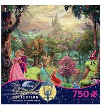 New Thomas Kinkade Puzzle Sleeping Beauty 750 Ceaco Puzzle
