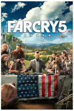 Far Cry 5 (Sony PlayStation 4, 2018)