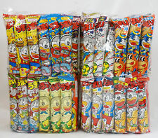 """Assorted Japanese Junk Food Snack """"Umaibo"""" 100 Packs of 11 Types"""